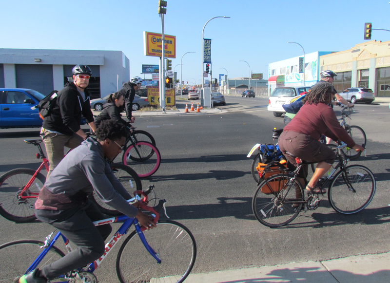Caltrans needs to help make it easier to build streets that are safe for all users. Photo: Melanie Curry/Streetsblog