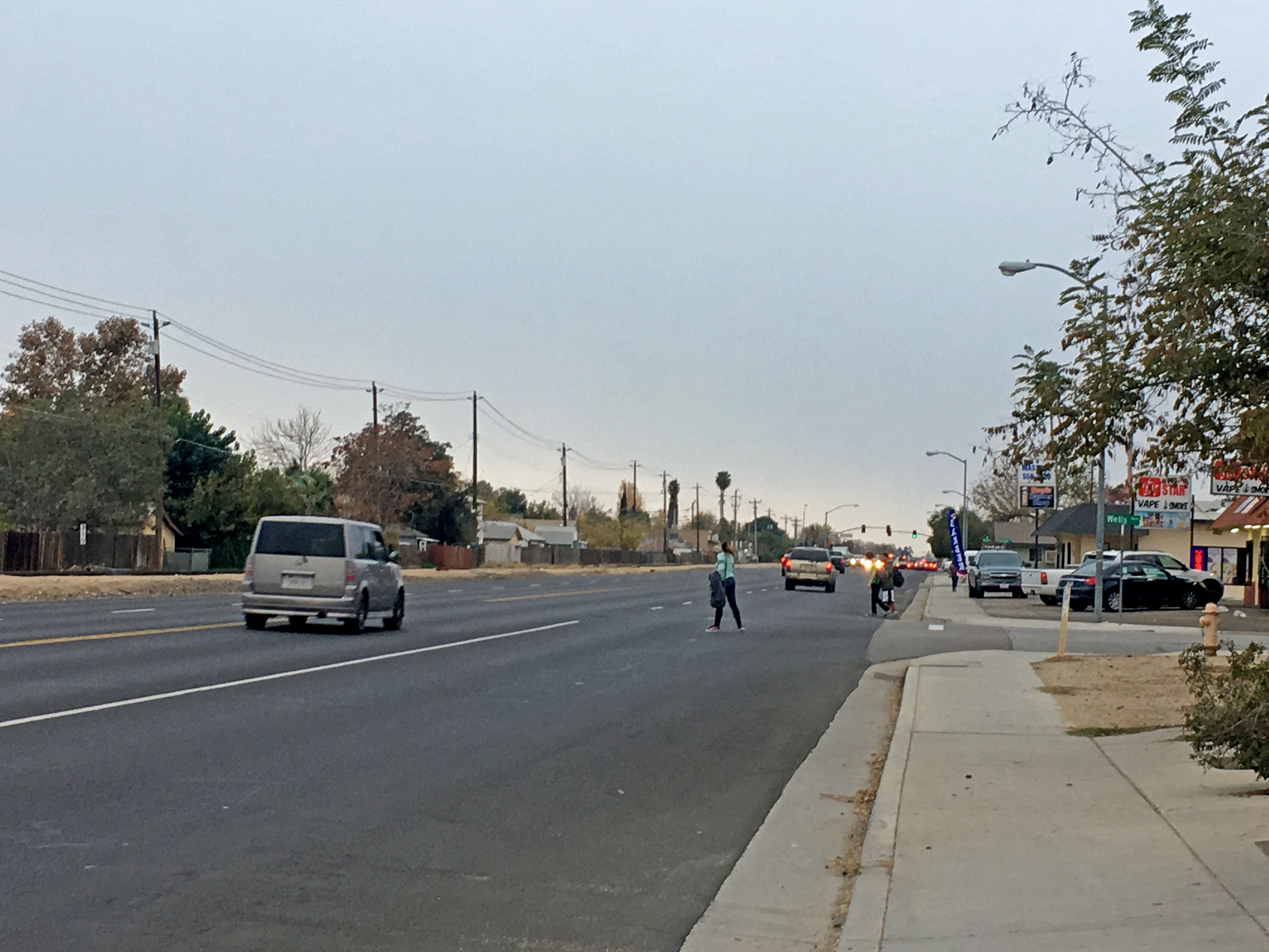 Kern County Holds Walk Audits to Identify Safe Walking